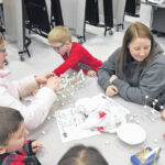 Duke Energy Science Night held at Poplar Springs