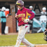Saura baseball opens with two wins, one loss to Reagan