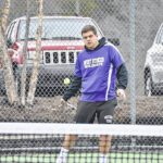 Falcons top Wildcats on tennis courts