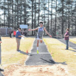 Wildcats take county track meet