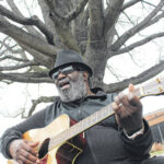 Big Ron Hunter performs at The Arts Place of Stokes