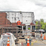 East Stokes Outreach Ministry completes exterior brick project