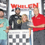 Brown and Measmer reverse bad luck at Bowman Gray
