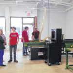 Former elementary school repurposed into manufacturing business