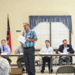 Candidates sound off at forum