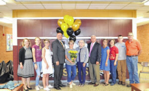 District Teacher of the Year named