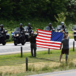 Thousands mourn trooper's death