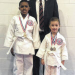 First time competitors bring home medals