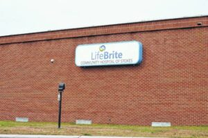 LifeBrite Community Hospital will no longer be in Blue Cross NC network