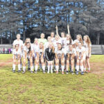 Lady Sauras end fourth round run in overtime