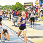 Stokes athletes compete at state track meet