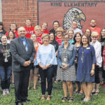 New principals named throughout the county