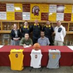 Spencer commits to Littlejohn Sports Academy