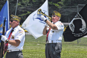 Flag retirement ceremony held in Walnut Cove