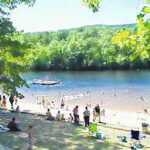 Hanging Rock State Park hosts Beach Party and Bonfire July 1