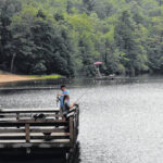 Hanging Rock stocked with additional fish this year