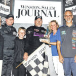 Jeffreys claims win, looks for more at Bowman Gray
