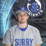 Surry's Roberts named Region X Player of Year