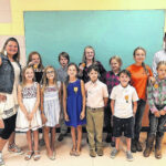 North Central District Activity Day – 4-H Presentations