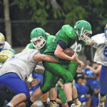Vikings show improvement during scrimmages