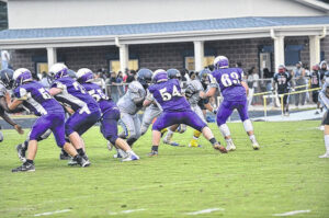 Wildcats wrap up football scrimmages