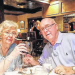 Couple celebrates 61st wedding anniversary