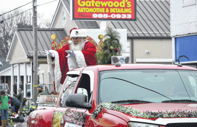When Is King Nc 2020 Christmas Parade King Christmas parade set to recognize local heroes | The Stokes News