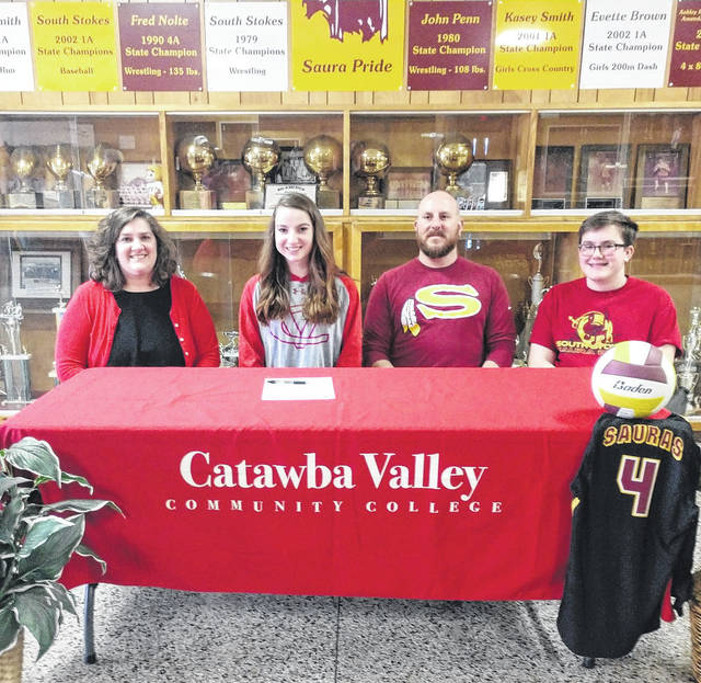 Weaver Signs With Red Hawks